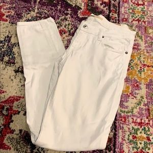 Big Star White Skinny Jeans